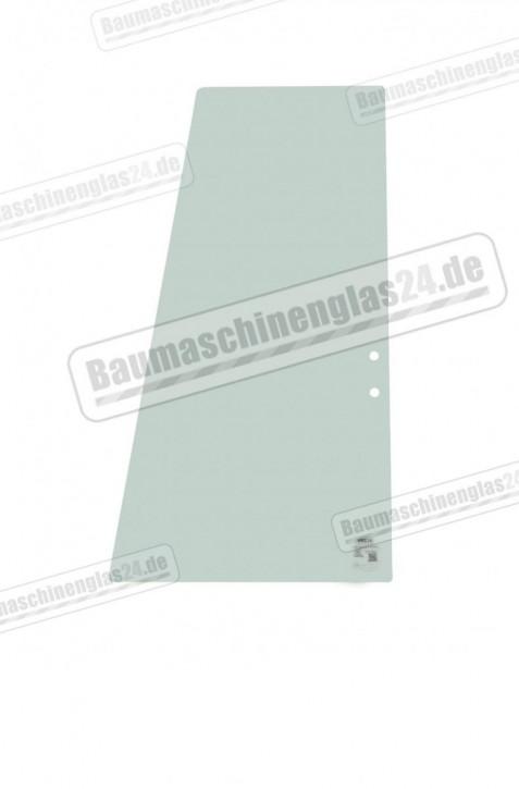 CATERPILLAR 300 E SERIES EXCAVATOR - Schiebefenster hinten