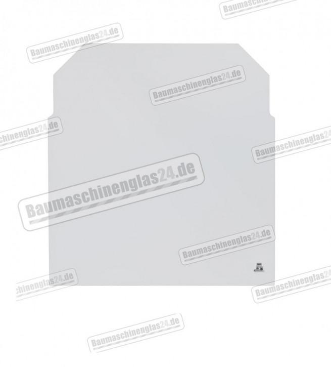 CATERPILLAR 301.6 / 301.8 / 302.5C MINI EXCAVATOR - Frontscheibe oben (Widget)
