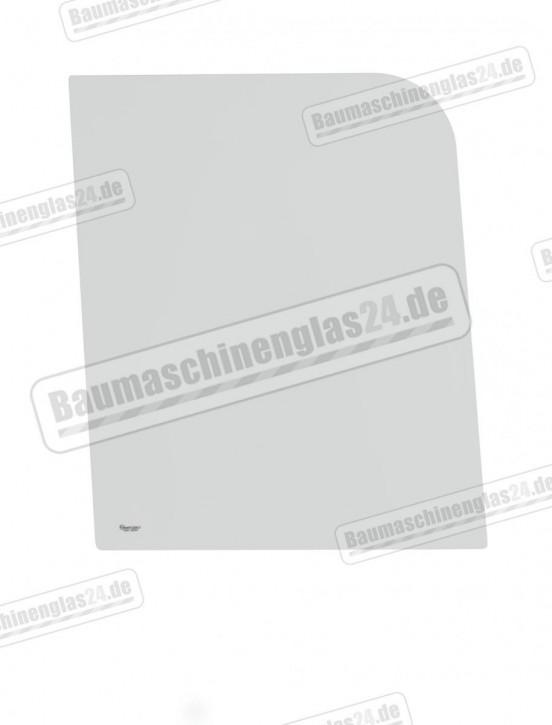 CATERPILLAR 301.6 / 301.8 / 302.5C MINI EXCAVATOR - Seitenscheibe vorn rechts fest