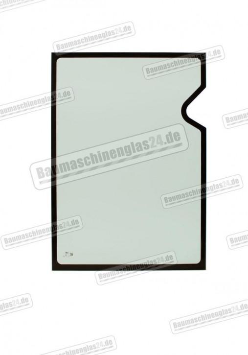 CATERPILLAR 303 / 304 / 305CR MINI EXCAVATOR - Frontscheibe  - oben