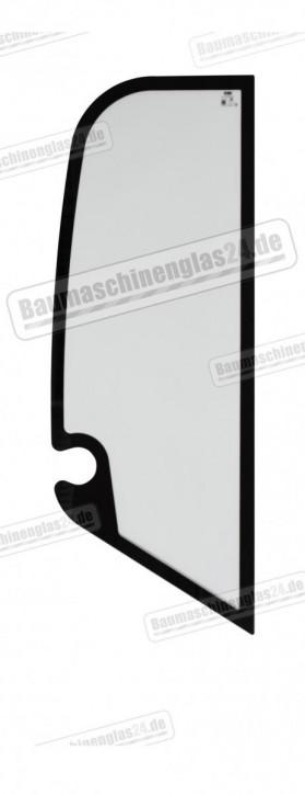 CATERPILLAR 301.7D - 302.3D baugl. Neuson ET18/ET20/ET24 - Seitenscheibe L hinter Tür