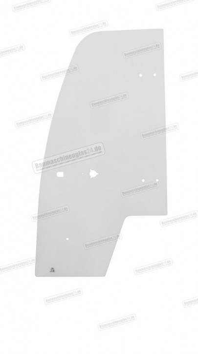 EUROTRAC W12 - Türscheibe L