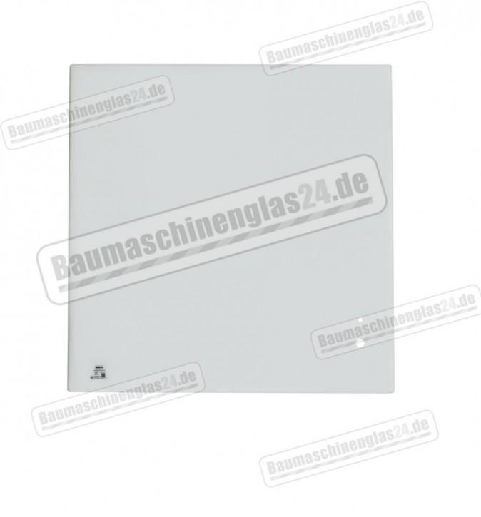 HITACHI EX15-45 -2 MINI EXCAVATOR - Frontscheibe oben
