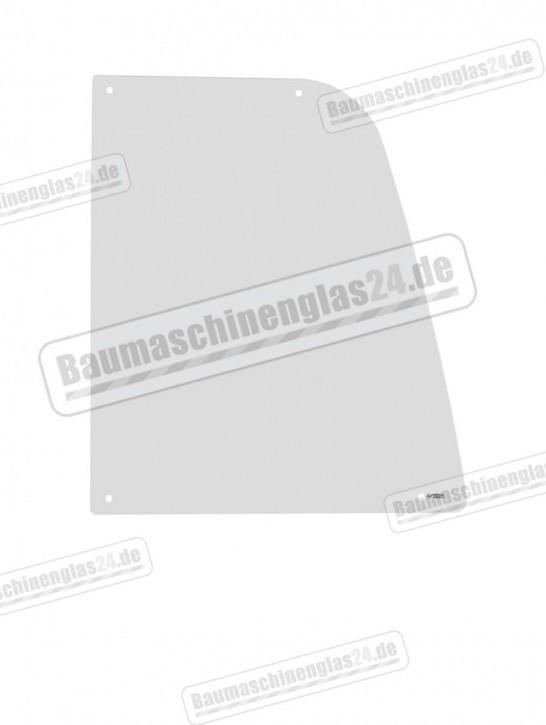 HITACHI EX15-45 -2 MINI EXCAVATOR - Seitenscheibe R vorn fest