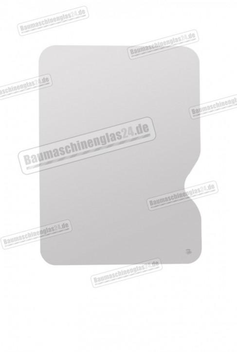HITACHI ZAXIS ZX110-3 / ZX120-3 / ZX160-3 / ZX210-3 / ZX250-3 / ZX280-3 / ZX350-3 EXCAVATOR - Frontscheibe oben (HD-Kabine)