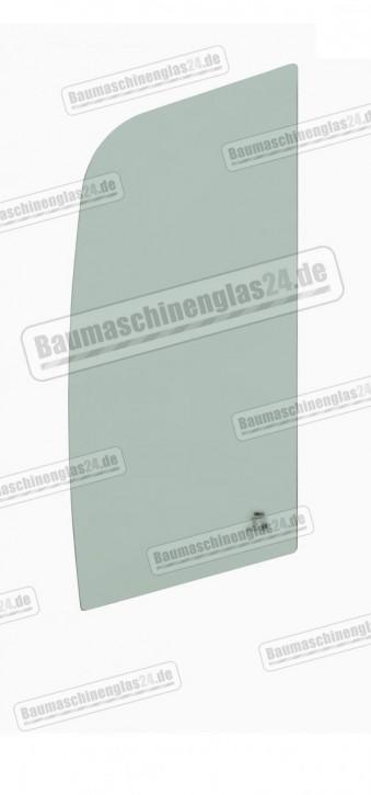 HITACHI ZAXIS ZX110-3 / ZX120-3 / ZX160-3 / ZX210-3 / ZX250-3 / ZX280-3 / ZX350-3 EXCAVATOR  - Türscheibe oben vorn fest