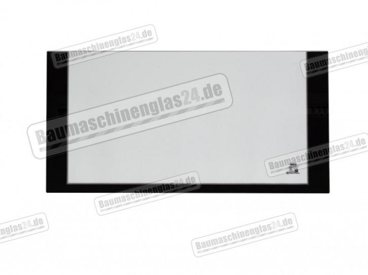 HITACHI ZX16 / 18 / 25 / 27 / 30 / 35 / 40 / 50 MINI EXCAVATOR - Frontscheibe unten
