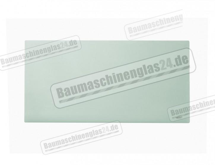 HITACHI ZX17U-2 / ZX18U-3 MINI EXCAVATOR - Frontscheibe unten