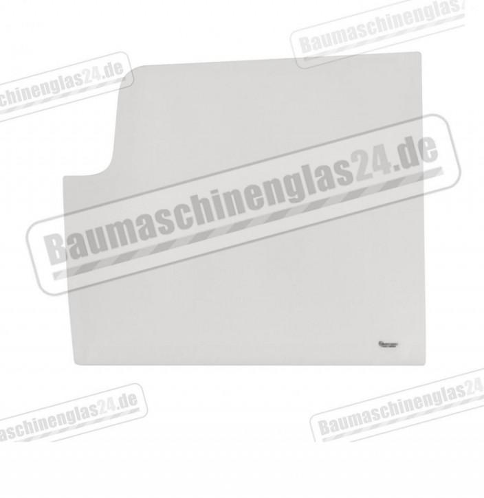 JCB 8014 TO 8040 MINI EXCAVATOR (BONDED CAB) - Türscheibe unten