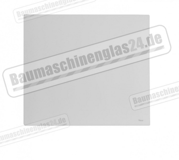 JCB 8014 TO 8040 MINI EXCAVATOR (BONDED CAB) - Frontscheibe oben