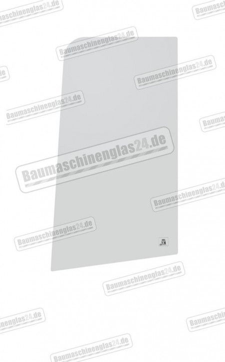 JCB 802 - Türscheibe oben