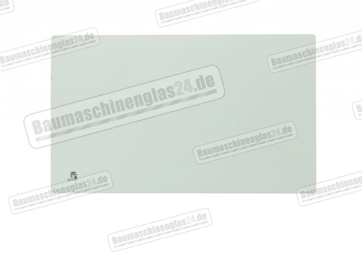 KUBOTA KX014/015/016/018/019 - 4 MINI EXCAVATOR - Frontscheibe unten