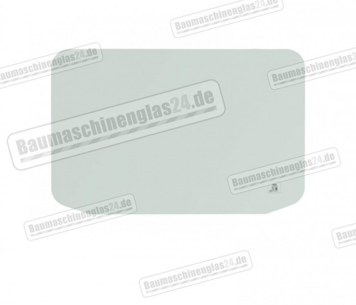 KUBOTA KX080 - 3 / 80 - 3 Alpha EXCAVATOR - Heckscheibe