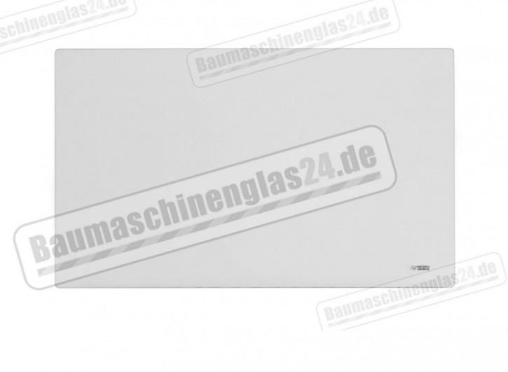 KUBOTA KX61 -3/KX71 -3/KX91-3/KX91 -3 ALPHA/KX101 -3/KX101-3 ALPHA/KX121-3/KX121-3 ALPHA/KX161-3/KX161-3 ALPHA MINI EXCAVATOR - Frontscheibe unten