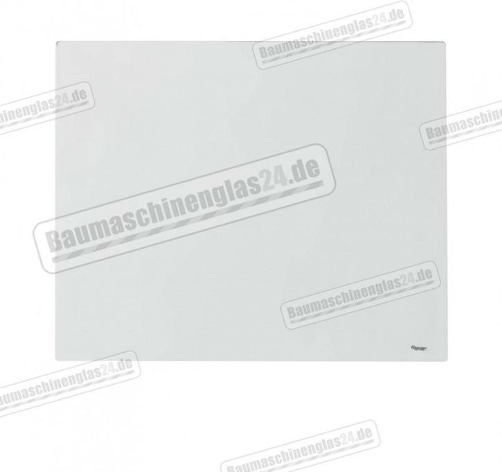 KOMATSU PC12R / 15R - 8 EXCAVATOR - Heckscheibe