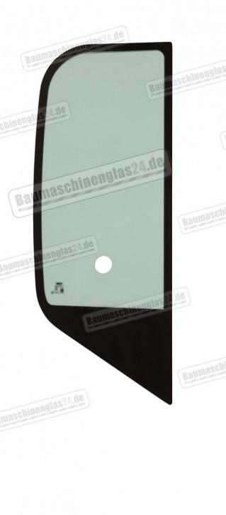 KOMATSU WA65-5 / WA70-5 / WA80-5 / WA90-5 / WA100M-5 WA65-6 / WA70-6 / WA80-6 / WA90-6 / WA100M-6 - hintere rechte Seitenscheibe