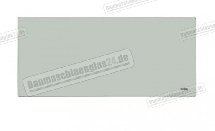 SCHAEFF HR 12 / 16 MINI EXCAVATOR - Frontscheibe unten