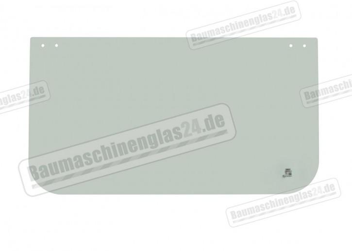 TAKEUCHI TB014 / 016 MINI EXCAVATOR - Frontscheibe unten