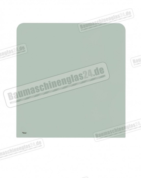 TAKEUCHI TB014 / 016 MINI EXCAVATOR - Heckscheibe