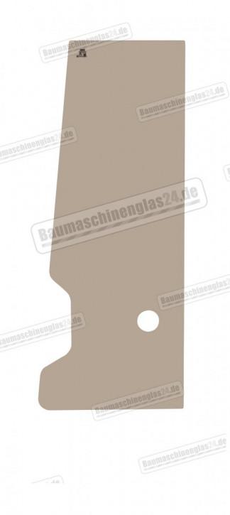 TAKEUCHI TB020 / 025 / 030 / 035 / 045 S/N:1255001-1255468  - Türscheibe