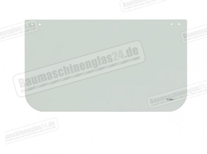 TAKEUCHI TB070 - 175 MINI EXCAVATOR - Frontscheibe unten