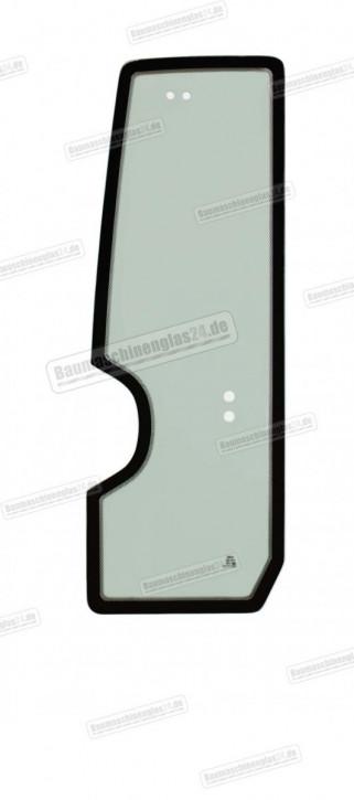 TAKEUCHI TB216 - Türscheibe komplett (Steel Frame)