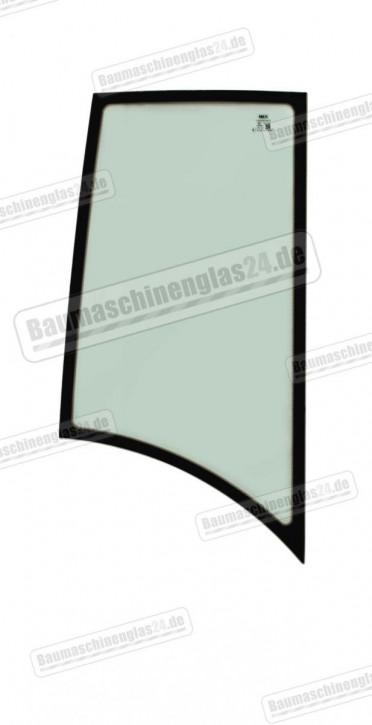 O&K RH 1.17 / 1.29 / 1.35 / 1.48 MINI EXCAVATOR baugleich Zeppelin ZR15 / Schäff Terex HR12-18 - Seitenscheibe R hinten