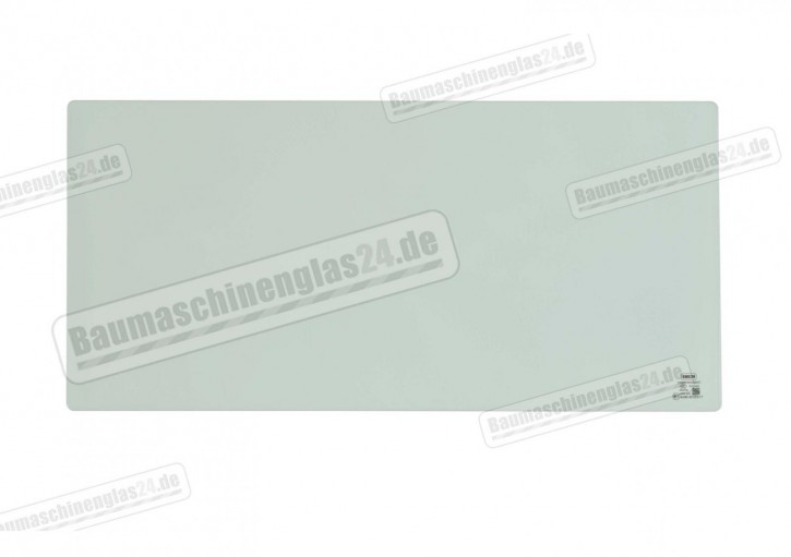 TEREX HR12 TO 18 MINI EXCAVATOR Baugleich O&K RH1.33 - Frontscheibe unten