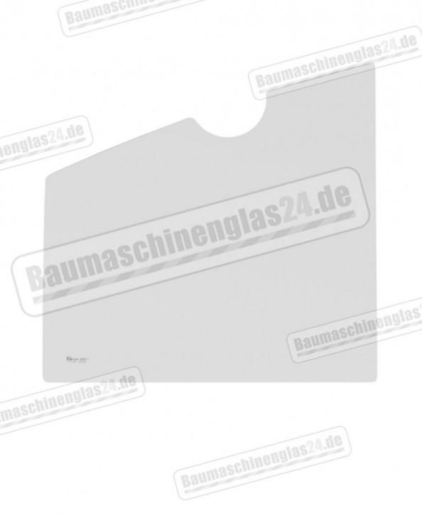 VOLVO ECR28 / ECR38 EXCAVATOR - Türscheibe unten
