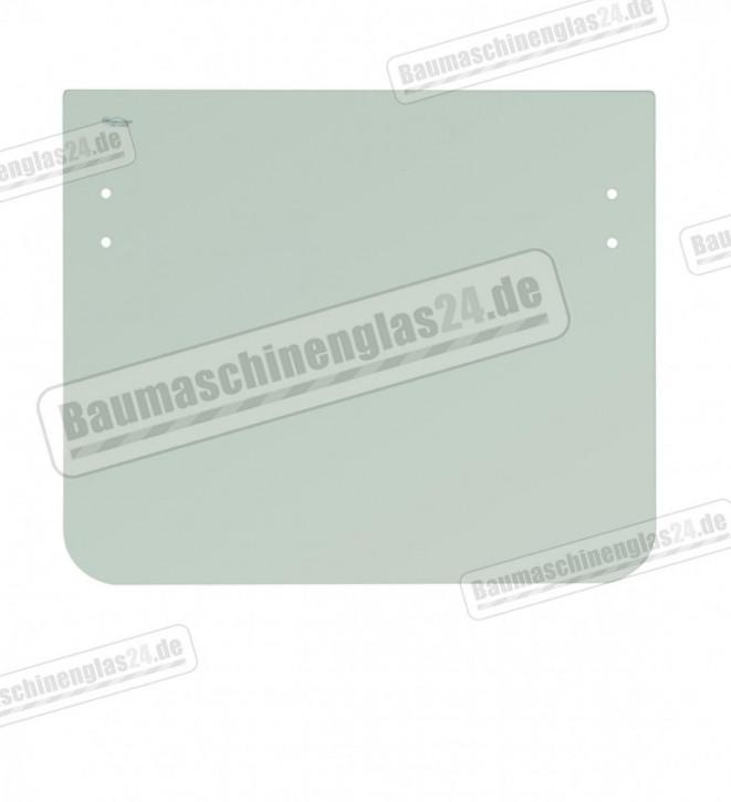YANMAR VIO 75 A / C MINI EXCAVATOR (Previous) - Frontscheibe unten