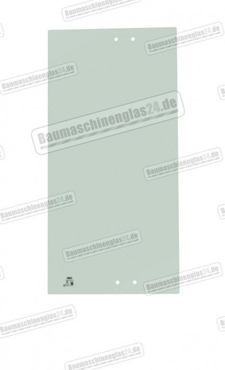 YANMAR B15 / B15-3 / B17 / B17-2 / B17-3 / B18 / B19 / B22-2 / B25V / B27-2 / B30V / B37V / B37-2 / B50V MINI EXCAVATOR  - Frontscheibe unten