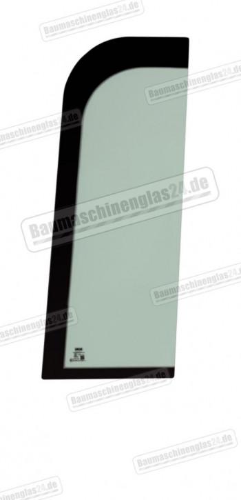 YANMAR VIO20-3 / VIO25-3 / VIO20-4 / VIO25-4 / VIO20-6A / VIO23-6 / VIO25-6A MINI EXCAVATOR (2007)  - Türscheibe vorn oben 3tlg.